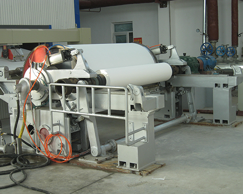 Paper Reel Machine