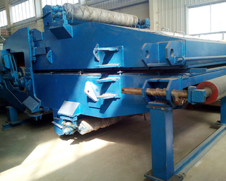 Paper Pulp Double Wire Press Squeezer