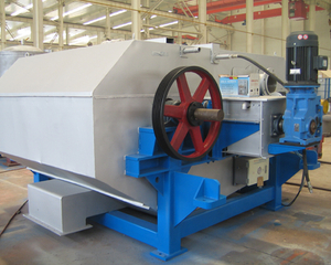 High Speed Vacuum Drum Pulp Washer