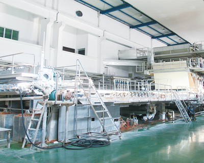 Writing And Printing Paper Machine