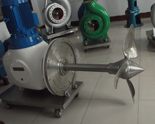 Impeller Centrifugal Pulse Water Ring Vacuum Pumps And Agitator For Paper And Pulp Industry